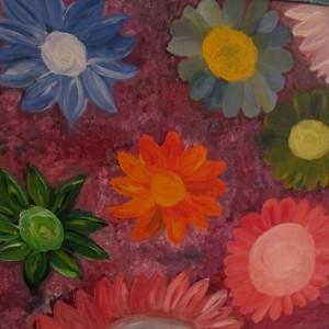 Big Bright Flowers