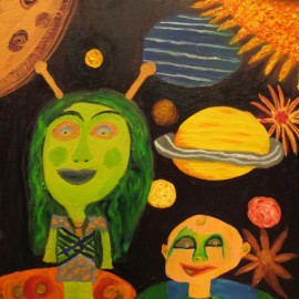 Lena's Outer Space