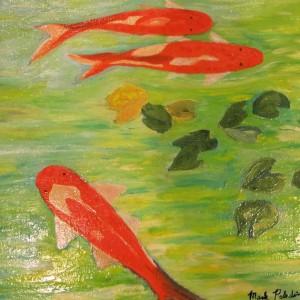 Fish at Pond